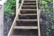 Escalier projet de la Corniche 001