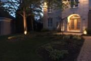 Facade de nuit