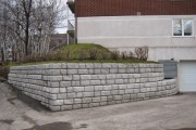 Mur de soutènement Redirock – 1