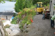 projet 193 Tour du Lac, pendant les travaux 012